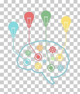 Idea Creativity Brain Concept PNG