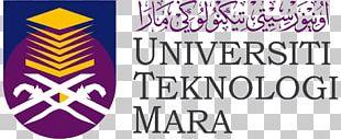 Universiti Teknologi MARA System Logo Design PNG