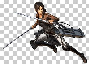 Attack On Titan 2 A.O.T.: Wings Of Freedom Eren Yeager Mikasa Ackerman PNG