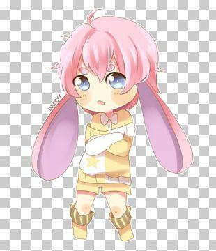 Human Hair Color Mangaka Anime Pink M PNG