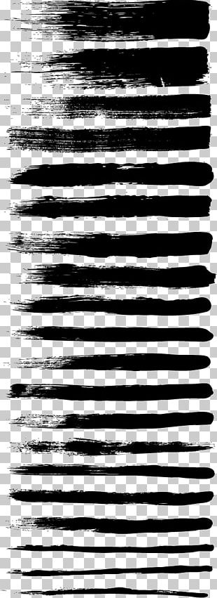 Ink Brush Painting Drawing PNG