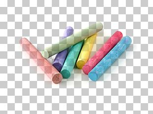 Sidewalk Chalk Color Drawing Stock Photography PNG