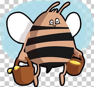 Western Honey Bee Bumblebee PNG