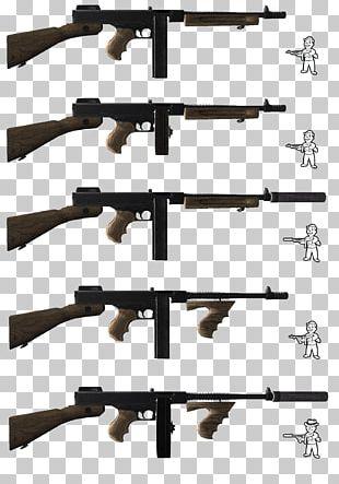 Gun Barrel Firearm Air Gun Rifle PNG