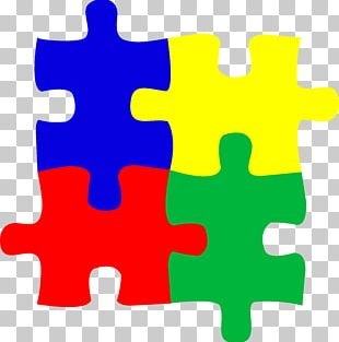 Jigsaw Puzzles World Autism Awareness Day Autistic Spectrum Disorders PNG