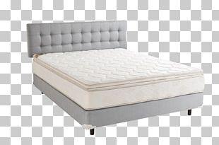 Bed Frame Mattress Headboard Furniture PNG