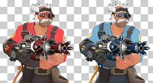 Team Fortress 2 Loadout Engineer Cyborg Machine PNG