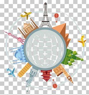 Tour Du Monde Travel World PNG