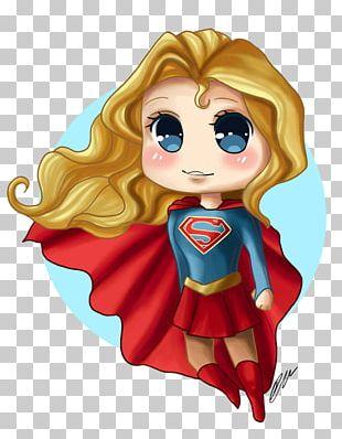 Batgirl Diana Prince Chibi Supergirl PNG