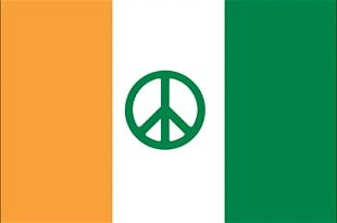 Flag Of Ireland Saint Patricks Day PNG