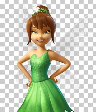 Fairy Disney Fairies Tinker Bell Silvermist Pixie Hollow PNG
