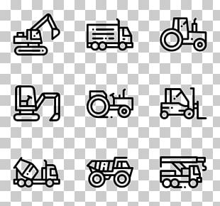 Architectural Engineering Heavy Machinery Computer Icons Forklift PNG