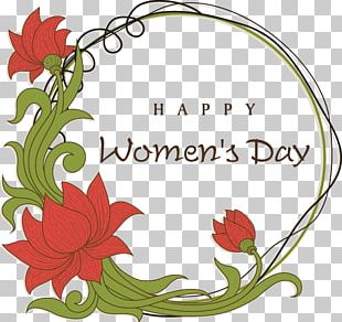 International Womens Day Wish Greeting Card Happiness PNG