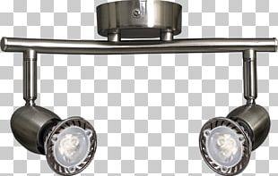 Foco Light Nickel Halogen Lamp PNG