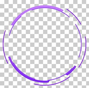 Laser Rangefinder Circle PNG