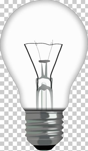 Incandescent Light Bulb LED Lamp Electric Light Lighting PNG