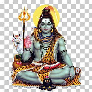 Shiva Ganesha High-definition Video PNG