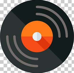 Music Compact Disc Phonograph Record Icon PNG