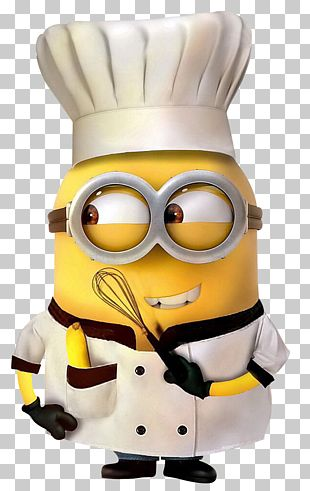 Minions Chef PNG