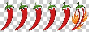 Tabasco Pepper Bird's Eye Chili Cayenne Pepper Pickled Cucumber Chili Pepper PNG