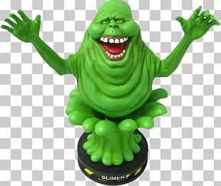 Slimer Ray Stantz Peter Venkman Ghostbusters: The Video Game Figurine PNG