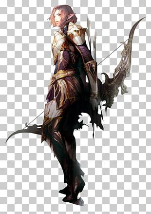 Lineage II Aion Dark Elves In Fiction NCSOFT PNG
