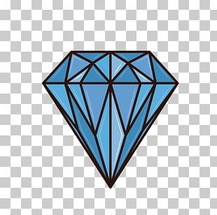 Material Properties Of Diamond Blue Diamond PNG