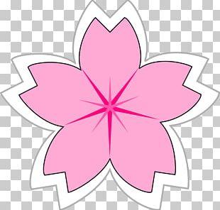 Cherry Blossom Symbol PNG