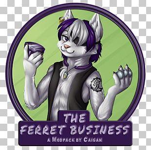 Ferret Business Video DoggyAndi PNG