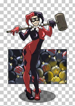 Harley Quinn Drawing Batgirl Character PNG