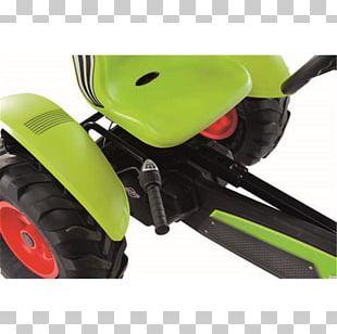 John Deere Tractor Claas Go-kart Wheel PNG