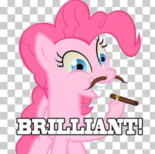 Pinkie Pie Pony Rainbow Dash Applejack Rarity PNG