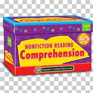 Reading Comprehension Non-fiction Teacher Third Grade Education PNG
