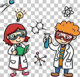 Science Scientist Chemistry PNG