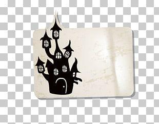 Halloween Die Stencil Trick-or-treating PNG