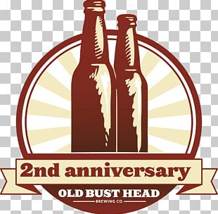 Old Bust Head Brewing Company Marketing PNG