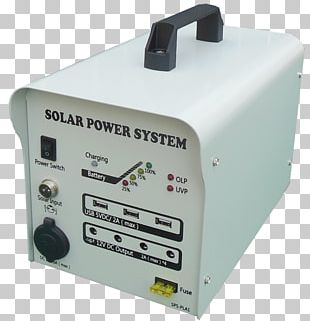 Solar Energy Electric Power System Solar Panels PNG