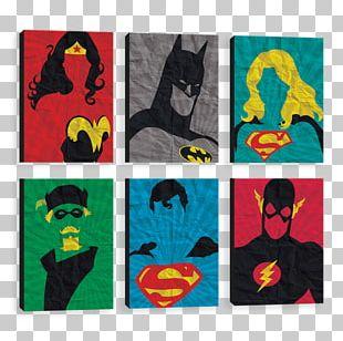 Batman Superman DC Comics Spider-Man Captain America PNG