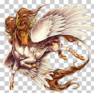 Horse Pegasus Legendary Creature Unicorn Medusa PNG
