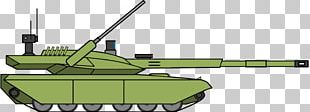 Tank Self-propelled Artillery Gun Turret PNG