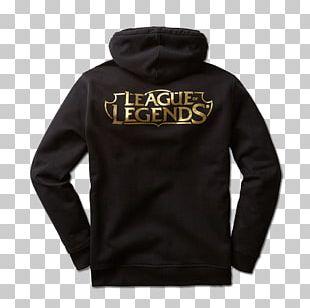 League Of Legends Hoodie PNG