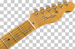 Fender Musical Instruments Corporation Fender Stratocaster Nocaster Guitar PNG