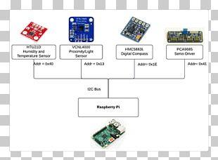 Electronics Accessory Electronic Component I²C Sensor PNG
