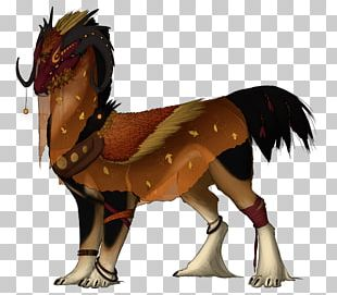 Mustang Rooster Freikörperkultur Tail Legendary Creature PNG