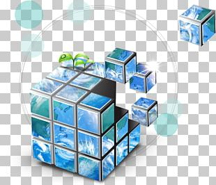 Rubiks Cube Business Technology PNG