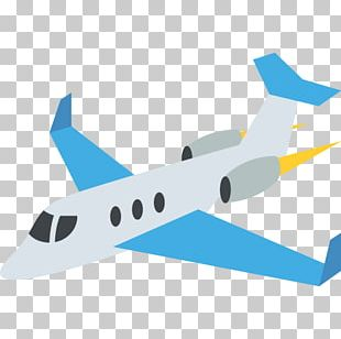 Airplane Emoji Symbol SMS IPhone PNG