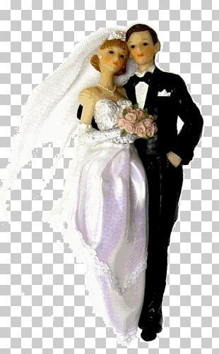 Newlywed Bride Marriage Wedding Dress PNG