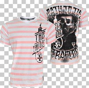 T-shirt Sleeve Brand Font PNG