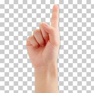 Thumb Hand Index Finger Digit PNG