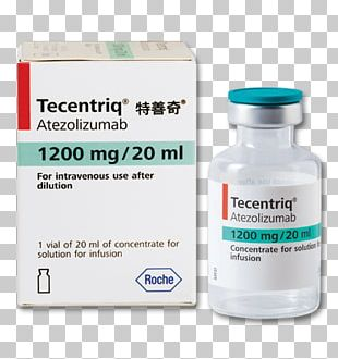 Atezolizumab Injection Pharmaceutical Drug Transitional Cell Carcinoma Cancer Immunotherapy PNG